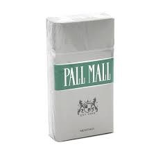 Pall Mall Menthol Silver - Pack or Carton