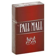 Pall Mall Red - Pack or Carton