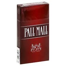 Pall Mall Red 100 - Pack or Carton