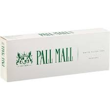 Pall Mall Menthol While 100 - Pack or Carton