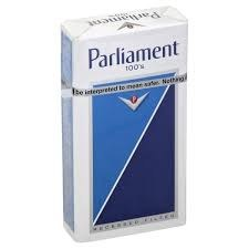 Parliament Light 100 Bx - Pack or Carton