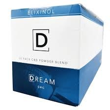Elixinol Cbd Powder Dream