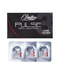 Pulse Refillable Pods Single