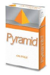 Pyramid Orange - Pack or Carton