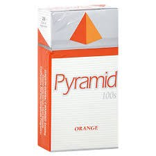 Pyramid Orange 100 - Pack or Carton