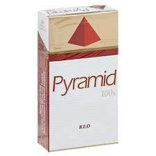 Pyramid Red 100 - Pack or Carton