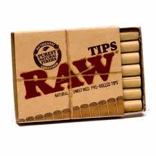 Raw Pre-rolledtips