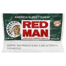 Red Man 3oz