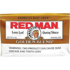 Red Man Golden Blend 3oz
