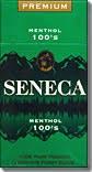 Seneca Menthol 100 - Pack or Carton