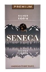 Seneca Silver 100 - Pack or Carton