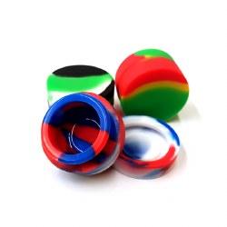 Silicone Small Round Container