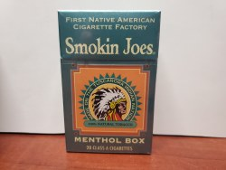 Smokin Joes Red - Pack or Carton