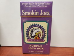 Smokin Joes Purple 100 - Pack or Carton