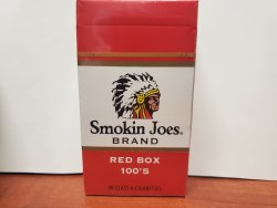 Smokin Joes Red 100 - Pack or Carton