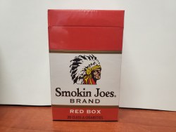 Smokin Joes Menthol - Pack or Carton