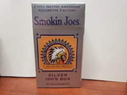 Smokin Joes Silver 100 - Pack or Carton