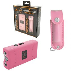 Survivor Stun Gun/pepper Spray