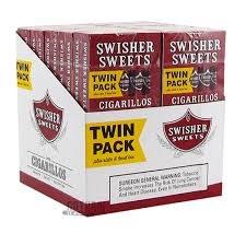 Swisher Sweet Blunt Twin Pack