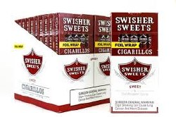Swisher Sweet Cigarillos 2pk