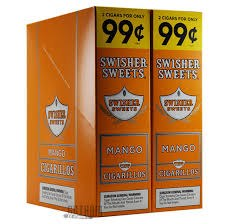 Swisher Sweet Mango