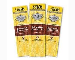 Swisher Sweets Banana Daiquiri