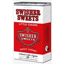 Swisher Sweets Cherry - Pack or Carton
