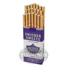 Swisher Sweets Grape - Pack or Carton