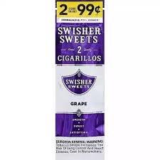 Swisher Sweets Grape