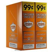 Swisher Sweets Mango