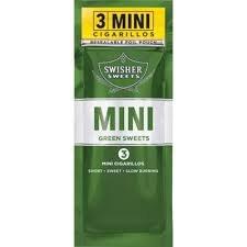 Swisher Sweets Mini Green Swee