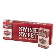 Swisher Sweets Soft - Pack or Carton