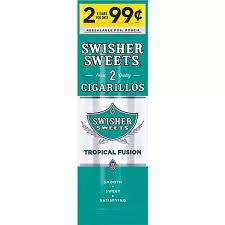 Swisher Sweets Tropical Fusion