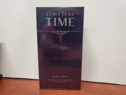Time Blue 100 - Pack or Carton