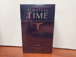 Time Blue - Pack or Carton
