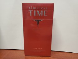 Time Red 100 - Pack or Carton