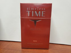Time Red - Pack or Carton