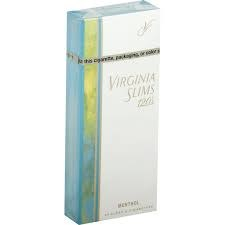 Virginia Slim Menth Gld 120 Ct