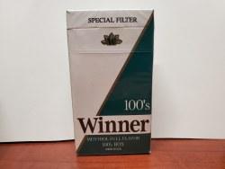 Winner Menthol 100s - Pack or Carton