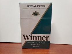 Winner Menthol - Pack or Carton
