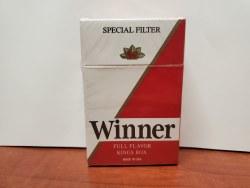 Winner Red - Pack or Carton