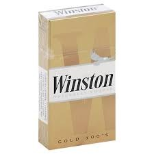 Winston Gold 100 - Pack or Carton