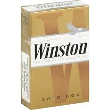 Winston Gold Box - Pack or Carton
