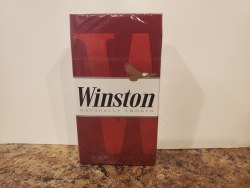 Winston Red 100 - Pack or Carton