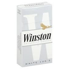 Winston White 100 - Pack or Carton
