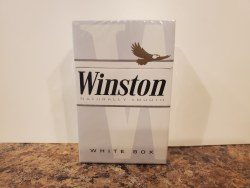 Winston White Box - Pack or Carton