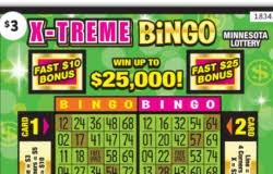 X-Treme Bingo $3