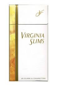 Virginia Slim 100 - Pack or Carton