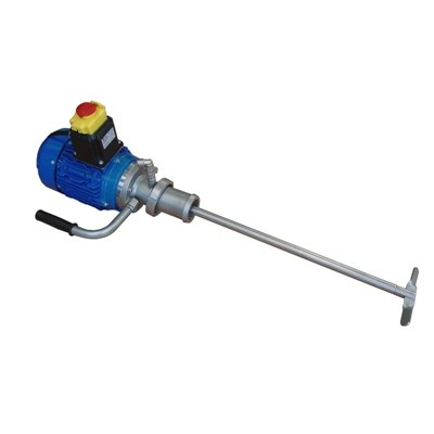 Agitator Fixed Helical Rod