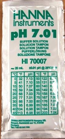 Buffer pH-7 25pk